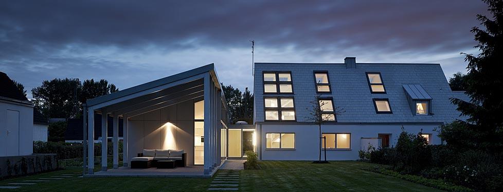 La maison lumi re active iba hamburg laboratoire de la ville durable - Maison active ...